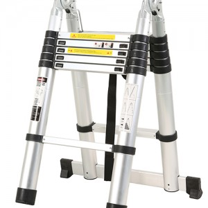 Telescopic A type ladder