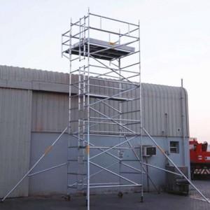 Aluminum Mobile Scaffolding Manufacturer Dubai | Scaffolding