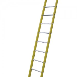 Fiberglass Straight Ladder
