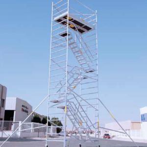 Double Width Span 33 Stairway Tower