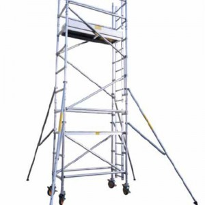 Single Width Span 50 Ladder Frame Mobile Tower