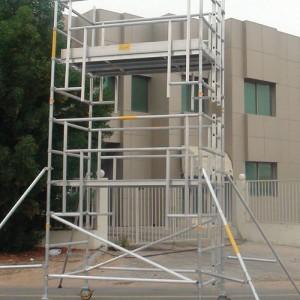 Advanced Guardrail Scaffold ( JUMBO )