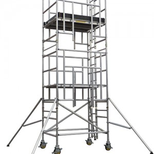 Advanced Guardrail Scaffold